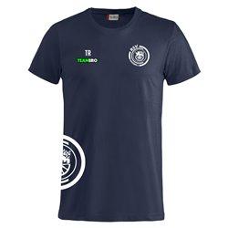"Radeberger SV T-Shirt ""BIG LOGO"" dunkelblau Unisex"